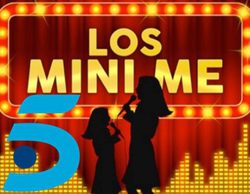 Telecinco prepara un nuevo talent show, 'Mini Me', con cuatro estrellas de la canción