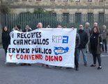 """Los trabajadores de RTPA denuncian la vulneración del derecho a huelga debido a """"unos servicios mínimos abusivos"""""""