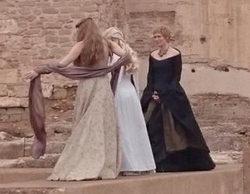 Primera foto de Daenerys, Cersei y Margaery juntas en 'Juego de Tronos'
