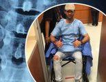 El bailarín español Toni Costa ('MQB'), sano y salvo tras un accidente en la versión de '¡Eso lo hago yo!' de Telemundo