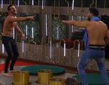 Suso y Ricky compiten desnudos por hacerse con la supremacía de la casa de 'Gran Hermano 16'