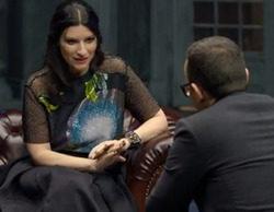 """Laura Pausini ('Al rincón'): """"En todos los viajes grabo un mensaje que mando a mi hermana con mi testamento"""""""