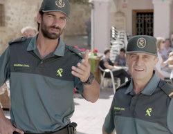 'Olmos y Robles: una pareja de ley' despide su primera temporada con un buen 14,5%