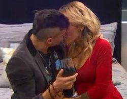 Paula ('GH 15') sigue revolucionando 'Big Brother México': más besos y muchos tocamientos