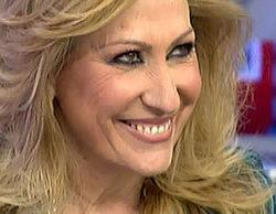 Rosa Benito regresa a televisión como rival de 'Sálvame deluxe'