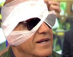 Primera imagen de Kiko Matamoros tras su operación de cirugía estética