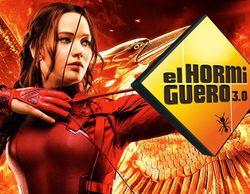 """Jennifer Lawrence, Liam Hemsworth y Josh Hutcherson (""""Los juegos del hambre"""") visitarán en noviembre 'El hormiguero'"""