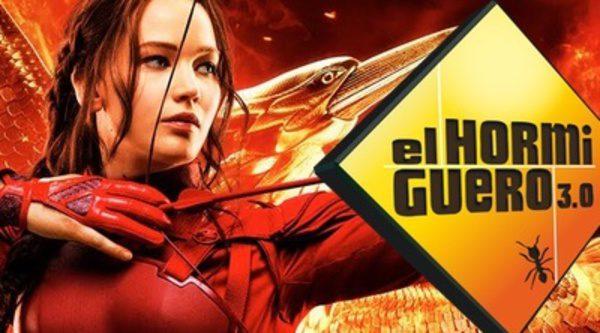 Jennifer Lawrence, Liam Hemsworth y Josh Hutcherson ('Los juegos del hambre') visitarán en noviembre 'El hormiguero'