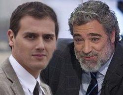 Gran bronca entre Miguel Ángel Rodríguez y Albert Rivera en 'El cascabel' de 13tv