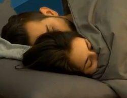 Suso y Raquel comparten algo más que la cama en 'Gran Hermano 16'