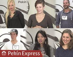 Estos son los candidatos para formar la pareja de desconocidos de la segunda edición de 'Pekin Express' en Antena 3