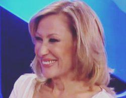 Rosa Benito compite contra 'Sálvame deluxe' en Canal Sur recordando su despido