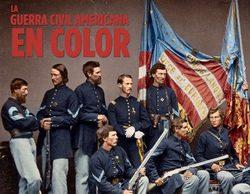 El canal Historia estrena en exclusiva 'La Guerra Civil Americana en color' el lunes 2 de noviembre