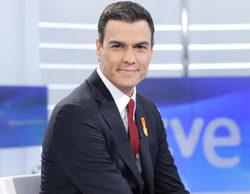 La polémica entrevista de Pedro Sánchez en 'Telediario 2': lapsus, preguntas sin respuesta y lazo naranja