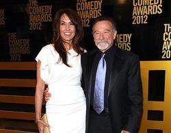 """La viuda de Robin Williams se sincera: """"No fue la depresión lo que le mató"""""""