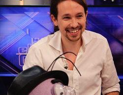 """Pablo Iglesias en 'El hormiguero': """"La Khaleesi tiene los dragones y yo tengo a Errejón"""""""