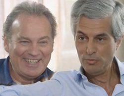 'En la tuya o en la mía' con Adolfo Suárez: La pullita de Adolfo a Bertín Osborne
