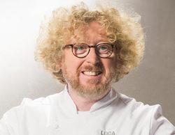 Luca, octavo expulsado de 'Top Chef' entre muchas estrellas televisivas