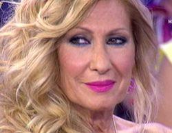Rosa Benito y su misteriosa visita a Mediaset. ¿Podría fichar por 'GH VIP 4' o regresar a 'Sálvame'?