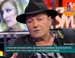 Amador Mohedano lleva a máximo de temporada a 'Sálvame deluxe' (24,2%), que lidera la noche