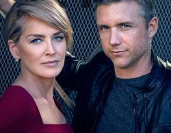 TNT estrena 'Agente X', serie protagonizada por Sharon Stone, el miércoles 11 de noviembre