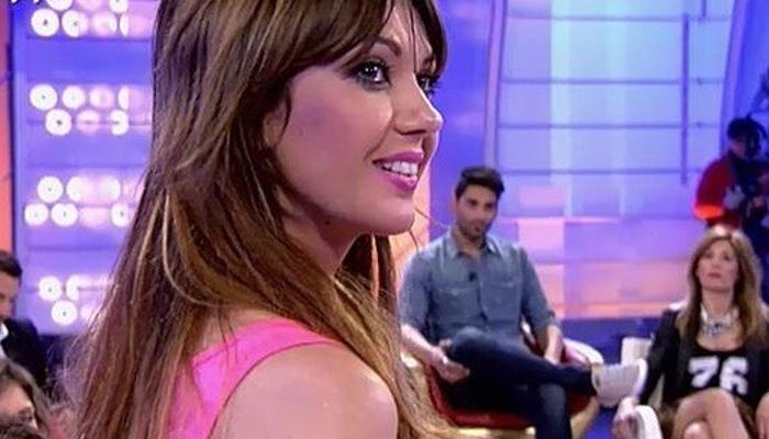 Shaila Galisteo Mujeres Y Hombres Y Viceversa Se Desnuda En La