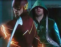 'Arrow' y 'The Flash' ya tienen la primera foto promocional de su crossover en The CW