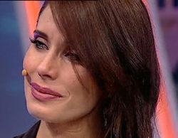 Pilar Rubio se despide de 'El hormiguero' con lágrimas en los ojos