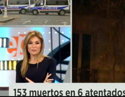 Antena 3, Telecinco y Cuatro también modifican su parrilla para cubrir los atentados de París