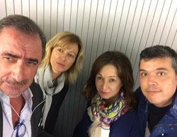 Ana Rosa Quintana y Susanna Griso se trasladan juntas a París tras los atentados