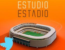 """'Estudio Estadio' ataca a 'El chiringuito', y Pedrerol responde: """"Ánimo, que del 0,4% al 0,5% lo podéis conseguir"""""""