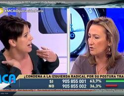 "Beatriz Talegón, expulsada de 'Más claro agua': ""A este plató no vuelves para montar un número así"""