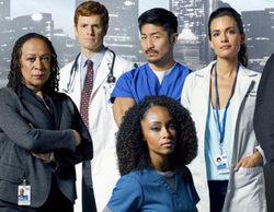 'Chicago Med' (2,2) se estrena fuerte en NBC con casi 8,6 millones de espectadores