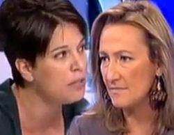 """Isabel Durán y la polémica con Beatriz Talegón: """"Dimos muestra de tolerancia. ¿Imaginas a Ferreras consintiendo ese pollo?"""""""