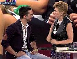 Mercedes Milá le da caña a Suso en su entrevista en 'GH16'