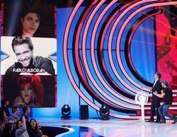 Adrián Rodríguez imitará a Pablo Alborán en la próxima gala de 'Tu cara me suena'