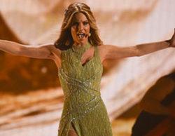 Edurne: ''He visto solamente una vez mi actuación de Eurovisión''