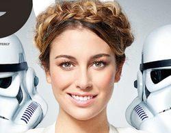 Blanca Suárez se convierte en la princesa Leia para una revista