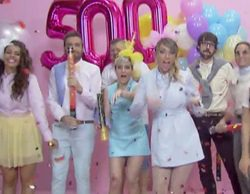 'Zapeando' celebró así su programa 500: cambio radical de Pedroche, nuevo videoclip y tatuaje al presentador