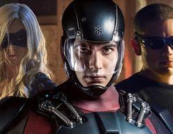The CW estrenará el 21 de enero 'Legends of tomorrow'