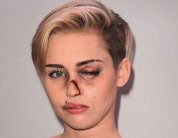 Miley Cyrus, Emma Watson, Kim Kardashian y otras famosas, brutalmente golpeadas en una impactante campaña
