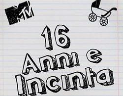 MTV España estrena 'Embarazada a los 16 Italia' el 25 de noviembre