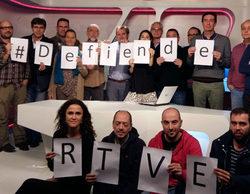 Rostros de la cultura se unen en una campaña para defender RTVE