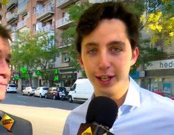 """La reaparición del pequeño Nicolás en 'El hormiguero': """"¿Quien es el que mola menos? El coleta de Podemos"""""""