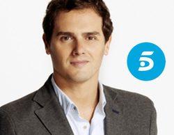 Pedro Piqueras entrevistará a Albert Rivera este miércoles en 'Informativos Telecinco'
