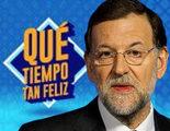 Mariano Rajoy acudirá a '¡Qué tiempo tan feliz!' el sábado 12 de diciembre