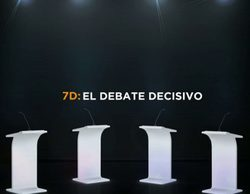"""El """"debate a cuatro"""" de Atresmedia contará con una pareja de moderadores"""