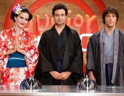 """Cambio radical de los jueces en 'MasterChef Junior 3': """"Se van a convertir en geishas, samuráis, abuelitos..."""""""