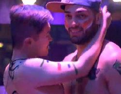 """Han y Ricky se """"desnudan"""" para bailar juntos, de manera sensual, en la última fiesta de 'Gran Hermano 16'"""