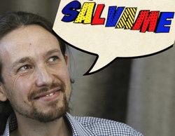 Jorge Javier Vázquez invita a Pablo Iglesias a 'Sálvame'. ¿Cuál fue su respuesta?